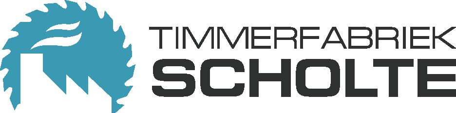 Timmerfabriek Scholte - Logo -Transparant - Groen - Zwart
