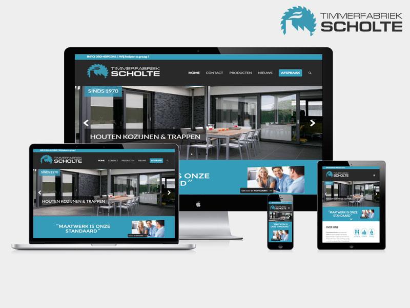 Timmerfabriek Scholte - Nieuws - 20160823 - Nieuwe site