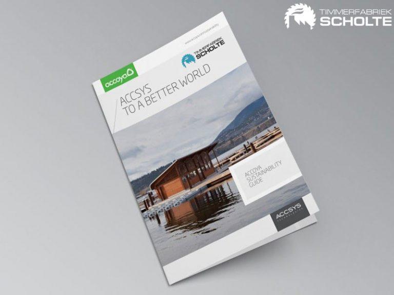 Timmerfabriek Scholte - Nieuws - 20180823 - Accoya folder